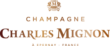 Logo Champagne Charles Mignon à Epernay