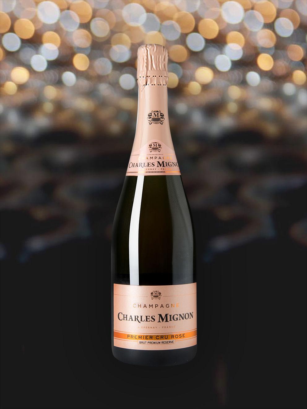 Brut Rosé 1er Cru Premium Réserve